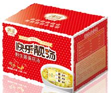 韩滋野生菌蛋花汤源自天然宝宝食用更健康