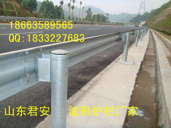 四川宜宾江安县波形梁护栏板厂家价格