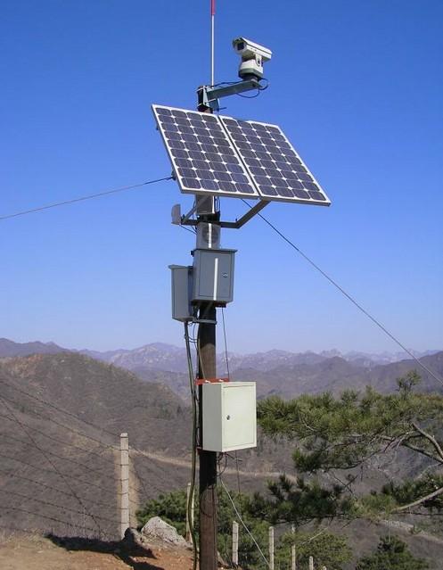 供应太阳能监控 无线监控 视频监控