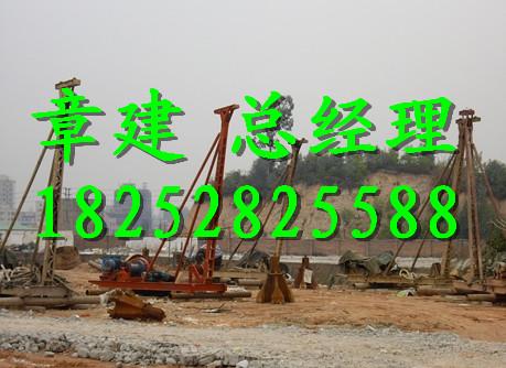 浙江杭州冲孔打桩机厂家价格