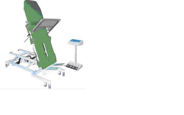 陕西凯思特XYQ-6型(电脑升降带操作台)直立床