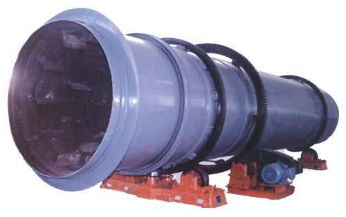 脱硫石膏烘干机主要靠减速机来保证正常运转