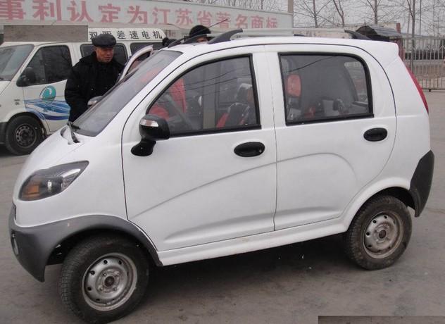 超信超-1电动汽车 老年人微型代步电动轿车 电动轿车代理商报价