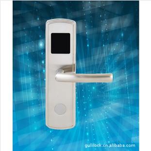 专业批发 不锈钢电子智能锁 品质保证
