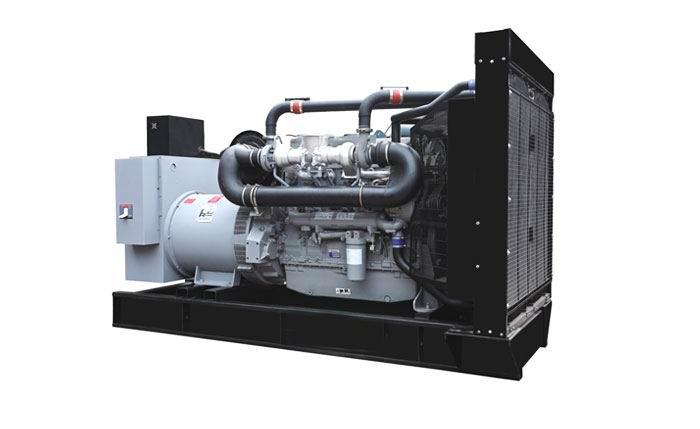 50KW帕金斯柴油发电机组