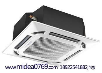 东莞美的空调柜机