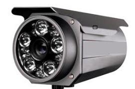 索尼高清950线效果,1200TVL红外监控摄像头