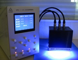 UVLED面光源 玻璃无影胶固化 尤蓝谱
