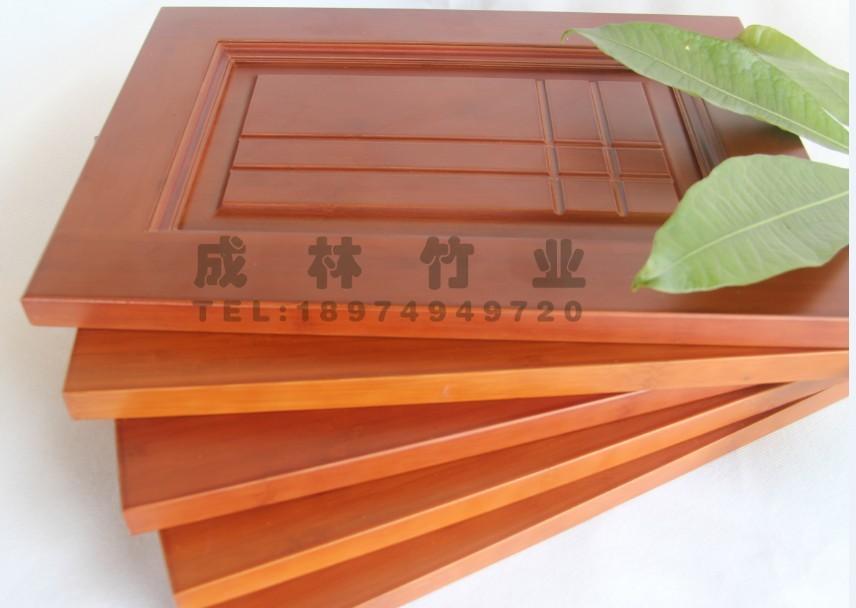 竹橱柜门板