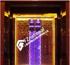 上海沣泽酒吧不锈钢门隔音门