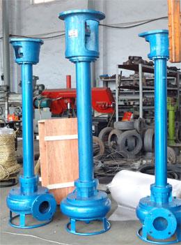 100ZSL70-12-5.5立式煤泥泵 立式介质泵 立式淤泥泵
