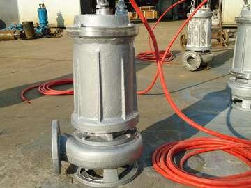 50WQ30-30-7.5污水泵 吸污泵 潜污泵