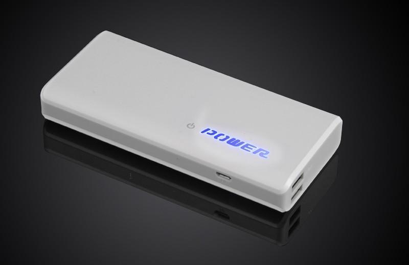 新款移动电源 13000热销手机充电宝 厂家批发触摸版罗马士****