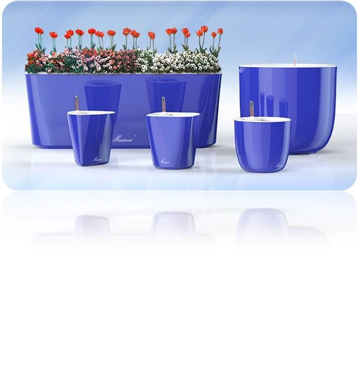 麦斯优联新一代自动浇水花盆