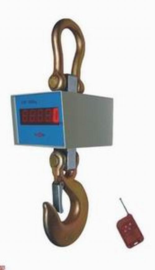 秤心OCS防撞性能好的全钢型直视电子吊秤制造厂家