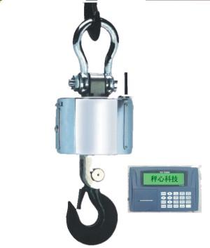 秤心OCS生产销售维修带打印无线电子吊秤稳定性好的磅秤厂