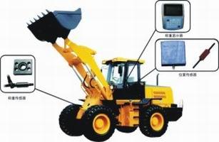 秤心CHX用于煤矿沙方面的电子铲车秤称重设备厂家