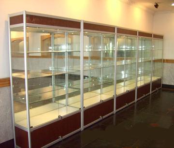 南京柜台玻璃柜台木制柜台