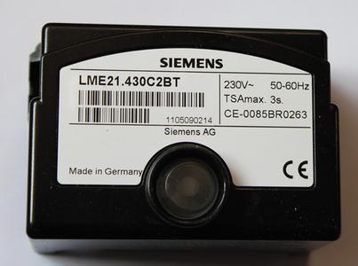 燃烧器程控器LME21.430A2BT