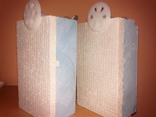 复合保温板免拆建筑模板设备