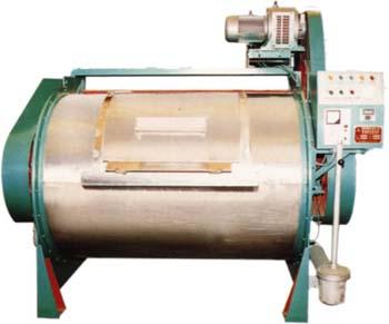 供应丝绸砂洗机