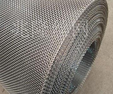 生产高质量的裹边轧花网