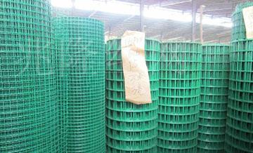 涂塑电焊网、浸塑电焊网的共同点