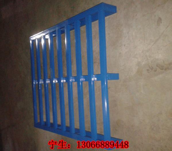 川字形金属铁卡板