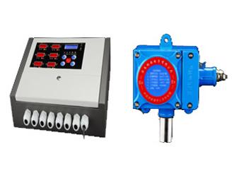 RBK-6000-6型气体报警控制器