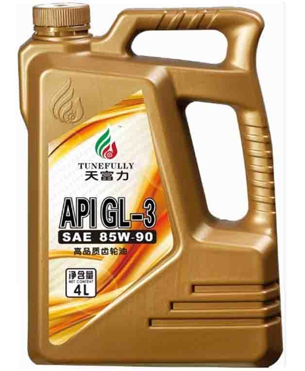 天富力GL-3普通车辆齿轮油