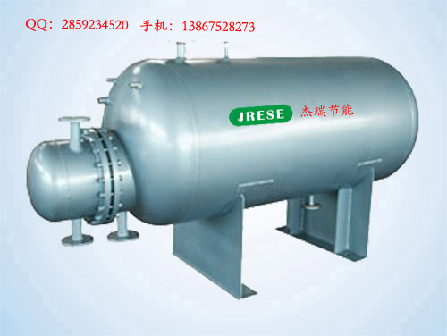 HRV-01系列卧式导流型半容积式换热器