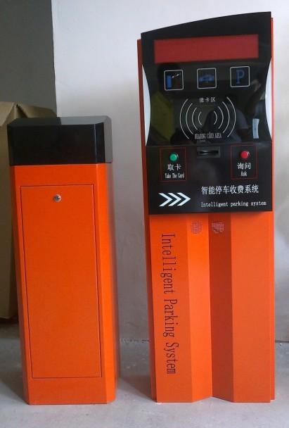 陕西停车场系统安装翼闸汉中道闸榆林停车场收费系统厂家西安道闸