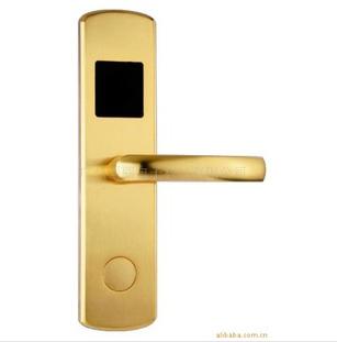 锌合金感应锁