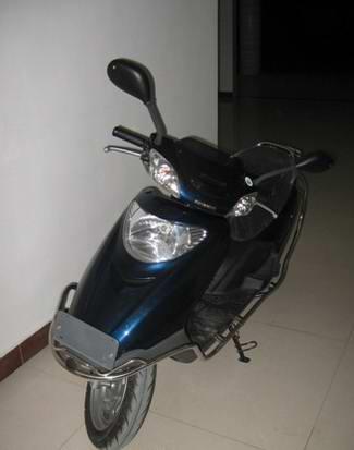 五羊本田优悦100女式摩托车报价1600元
