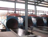 加气块设备生产线专用的蒸养釜
