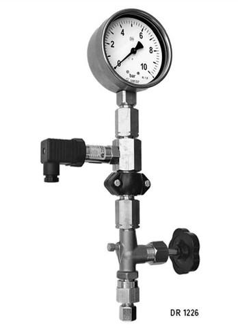 进口德国RTK压力传感器DR 1200