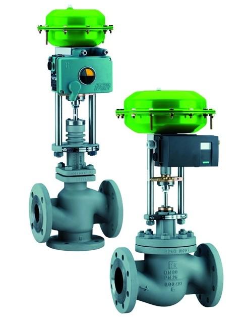 进口德国RTK气动控制阀PV 6200