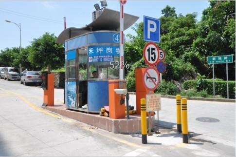 白银 道闸系统邵阳停车场智能管理系统贵州停车智能道闸栅栏杆道闸
