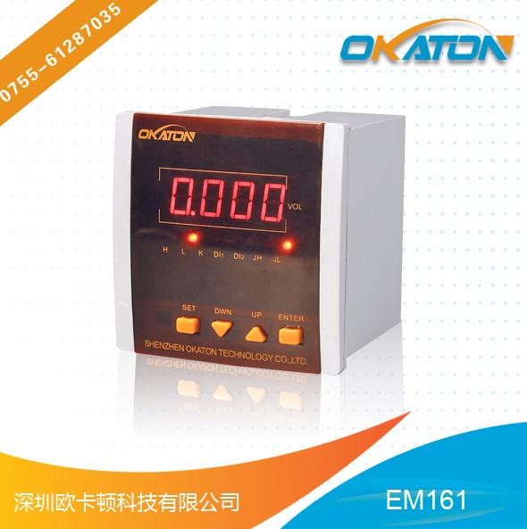 单相交流电压(电流)多功能数显表