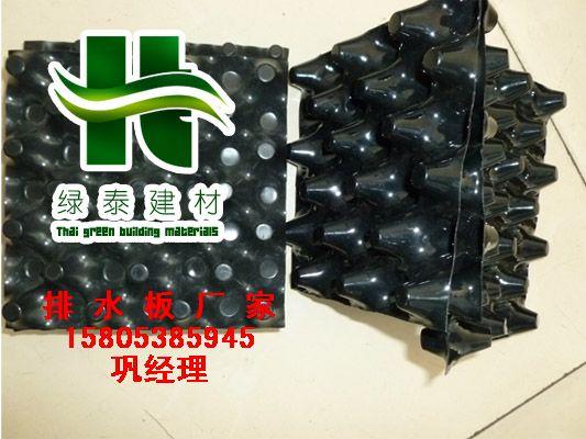 沧洲地下室耐腐蚀*排水板*衡水/隔根板厂家供应