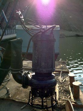 河北80ZSQ50-26-11吸沙泵 抽沙泵 煤浆泵
