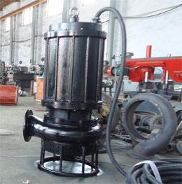 100ZSQ80-22-11杂质泵 污泥泵 河沙泵