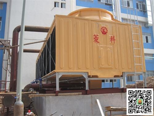 800吨方形冷却塔出口_峨眉山造纸行业冷却塔厂家直售