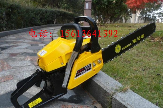小松款5200汽油锯普通配置油锯汽油链锯伐木锯园艺锯