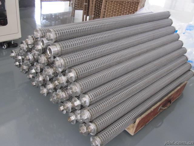 不锈钢冲孔网管滤芯_纤维滤芯