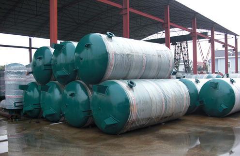 SGW(L)系列热水储水罐