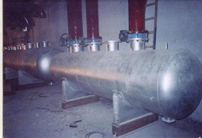 热镀锌集分水器