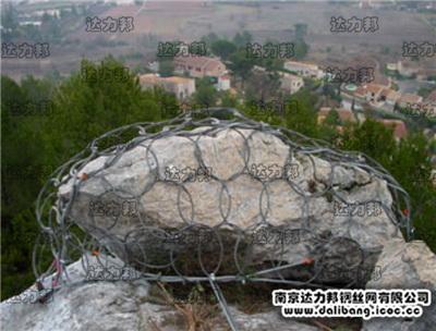 环形防护网机