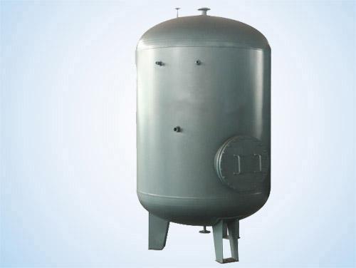 弹性管束型半容积式水加热器