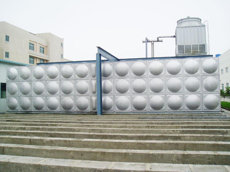 拼装式环保型不锈钢水箱